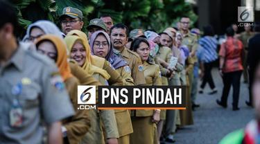 Dalam peraturannya, PNS harus siap ditempatkan di mana saja. Salah satunya dengan ikut pindah ke ibu kota baru di Kalimantan Timur. Jika PNS menolak, ini yang terjadi.