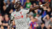 7. Sadio Mane (Liverpool) - 14 Gol. (AFP/Glyn Kirk)