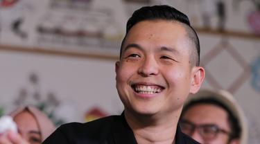 Preskon film Milly dan Mamet (Adrian Putra/bintang.com)