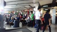 PT KAI Daop 2 Bandung alami peningkatan penumpang pada mudik Lebaran tahun inj