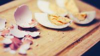 Sampah cangkang telur memang memiliki banyak manfaat terutama untuk keperluan rumah tangga.