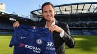 Frank Lampard resmi menjadi manajer Chelsea. (dok Chelsea)