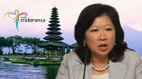 Menteri Pariwisata Mari Elka Pangestu (Liputan6.com/Andri Wiranuari)