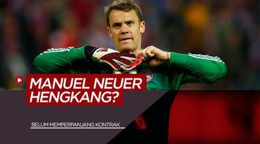 Berita Video Manuel Neuer Dikabarkan Hengkang Dari Bayern Munchen