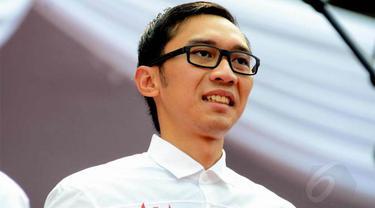 Edhie Baskoro Yudhoyono atau Ibas