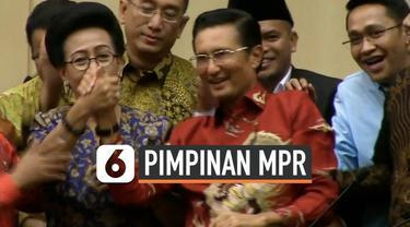 Calon ketua MPR dari fraksi DPD, Fadel Muhammad bakal ikut meramaikan bursa pimpinan MPR. Fadel bakal melobi Ketum PDI Perjuangan Megawati Soekarnoputri untuk memuluskan jalannya.