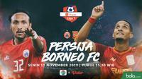 Shopee Liga 1 - Persija Jakarta Vs Borneo FC - Head to Head (Bola.com/Adreanus Titus)