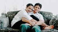 Rumah tangga Shahnaz Haque dan Gilang Ramadhan tetap harmonis di usianya yang ke-19 tahun (Dok.Instagram/@shahnaz.haque/https://www.instagram.com/p/CBSWJ7fgd7E/Komarudin)