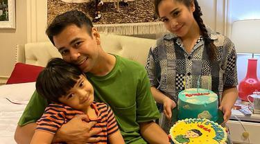Genap Berusia 5 Tahun, Ini 6 Momen Kejutan Ulang Tahun Rafathar Malik Ahmad