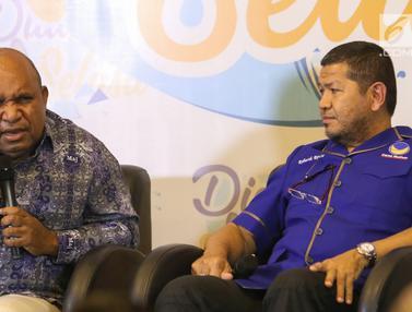 Dialog Selasa dari Papua untuk Keutuhan NKRI