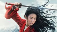 Poster film Mulan. (Dok. IMDb/ Walt Disney)