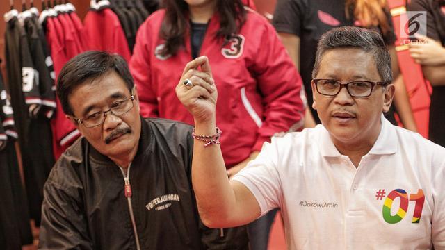 TKN Jokowi-Ma'ruf Apresiasi Prestasi Liliyana Natsir