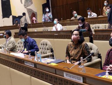 FOTO: 4 Menteri dan DPR Bahas Pupuk Subsidi dalam Peningkatan Produksi Pertanian