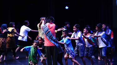 Drama Musikal Senandung Anak Jaman, Ingatkan Rasa Kebersamaan di Era Serba Gadget