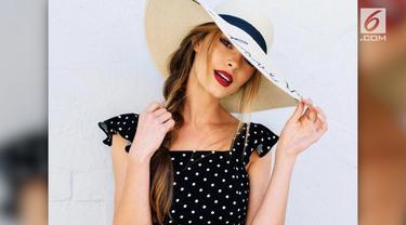 Miss Brazil, Demi-Leigh Nel-Peters berhasil menjadi Miss Universe 2017.