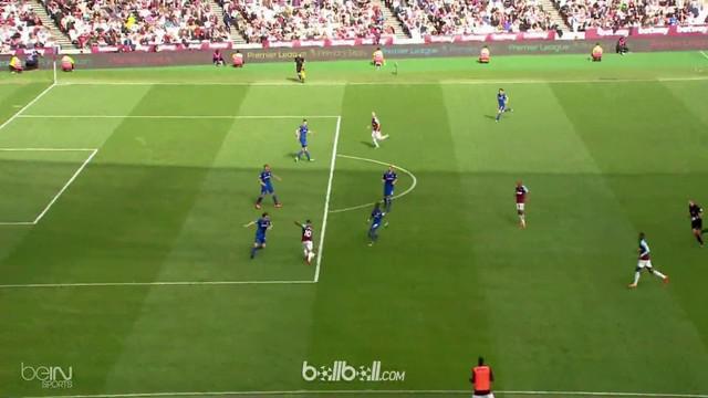 Tiga gol indah tercipta saat West Ham mengalahkan Everton dengan skor 3-1. This video is presented by Ballball.