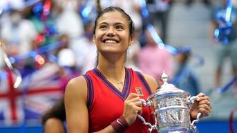 Juara US Open 2021, Emma Raducanu Dapat Ucapan Selamat dari Jurgen Klopp