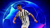 Liga Champions - Aksi Cristiano Ronaldo (Bola.com/Adreanus Titus)