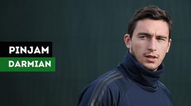 Berita video Juventus ingin meminjam Manchester United, Matteo Darmian.