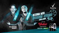 Rexona Men Soccer Stars Challenge - Irfan Bachdim Vs Gunawan D. Cahyo