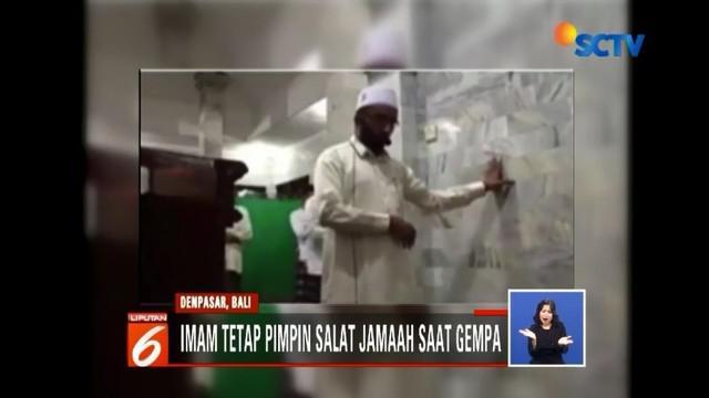 Gempa 7 SR mengguncang Lombok Utara dan Bali, menjelang pukul 19.00 WITA kemarin (5/8). Sejumlah video amatir pun mengabadikan detik-detik menegangkan tersebut.