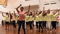 Berikut penampilan drama musikal dari kelompok paduan suara anak-anak TRCC yang sudah mendunia. (Foto: Dok.TRCC)