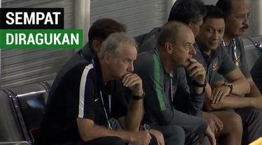 Berita video momen Timnas Indonesia sempat diragukan untuk lolos grup setelah laga kedua di Piala AFF 2016 melawan tuan rumah Filipina. Apakah sama yang terjadi dengan Tim Garuda pada Piala AFF 2018?