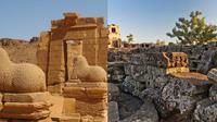 Peradaban Kuno yang Jarang Diketahui. (Sumber: brainberries)