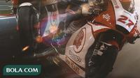 MotoGP - Parade Pemain Asia di Moto3, Moto2, dan MotoGP (Bola.com/Adreanus Titus)