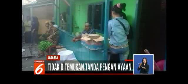 Dari hasil autopsi di kamar jenazah Rumah Sakit Ciptomangunkusumo Jakarta, pihak kepolisian tidak menemukan adanya tanda-tanda penganiayaan.