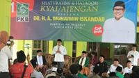 Safari Politik Muhaimin Iskandar di Garut (Liputan6.com/Jayadi Supriadin)