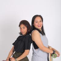 Jalanan beraspal mulus adalah kawan dari Longboard Girls Crew Indonesia. (Fotografer: Deki Prayoga/FIMELA.com)