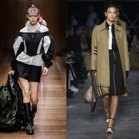 Burberry Autumn/Winter di London Fashion Week (Foto: Dok. Burberry)