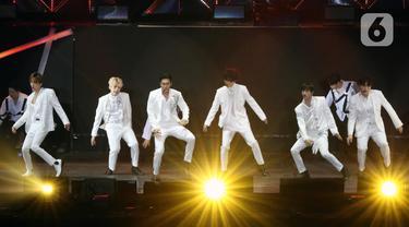 Super Show 8 Infinite Time in Jakarta Hentak ICE BSD