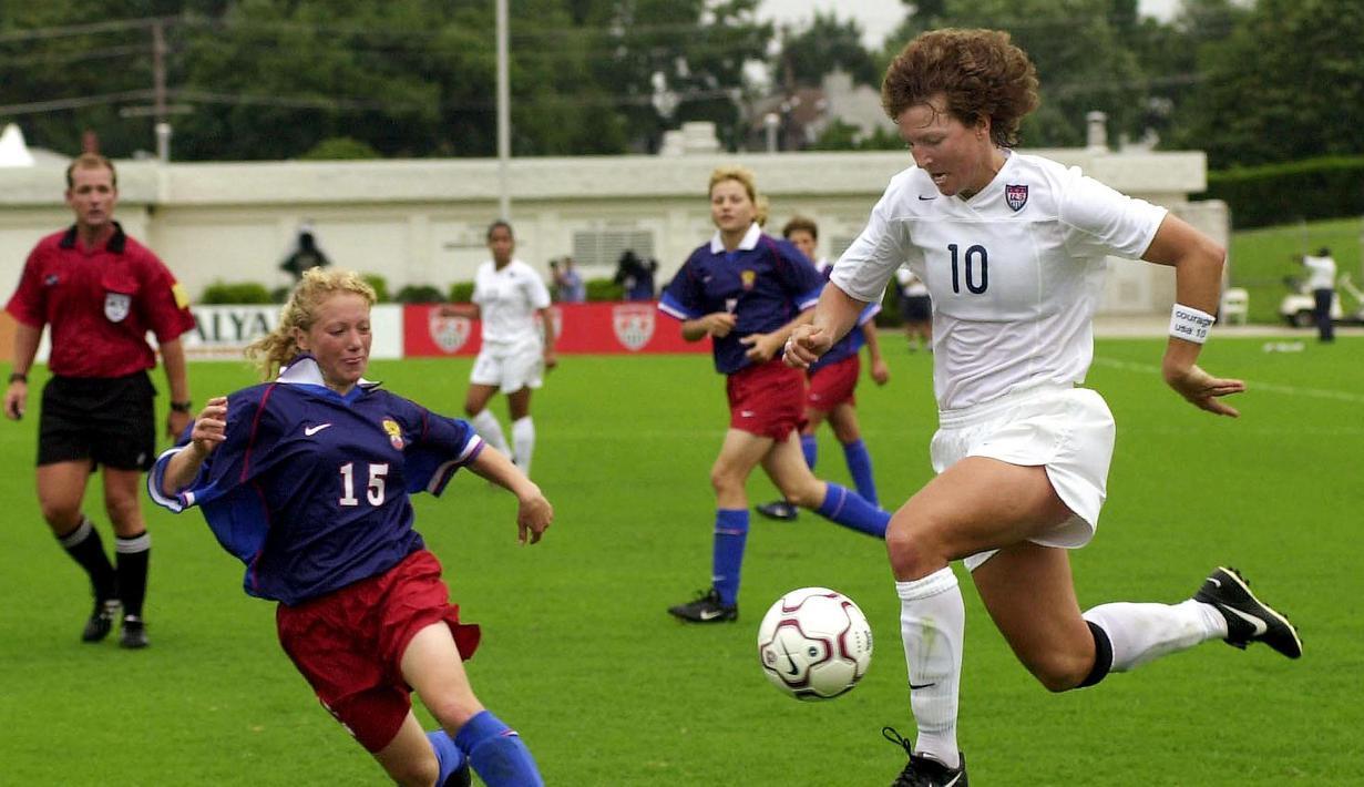 10 Pemain Sepak Bola Wanita Terbaik Sepanjang Masa - Foto ...