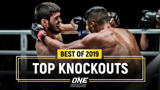 Berita Video 10 Knockouts Terbaik One Championship Tahun 2019 (Bagian 1)