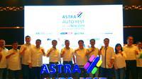 """Mengangkat tema """"Persembahan Terbaik dari Astra,"""" pameran yang berlokasi di Astra Biz Center, BSD City ini digelar mulai 22-24 November 2019. (Khema/Liputan6.com)"""