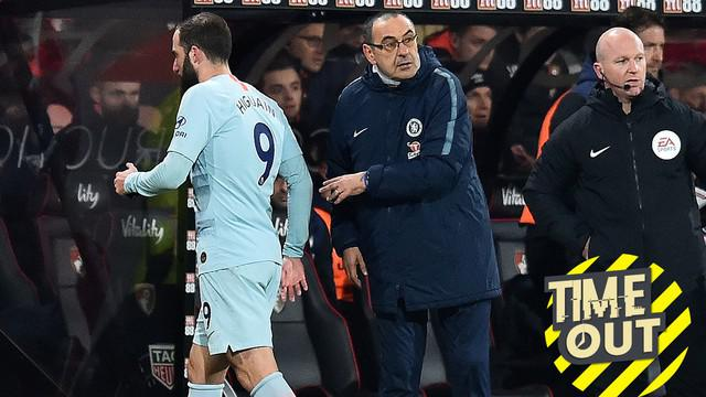 Berita video Time Out yang membahas tentang tiga hal yang bisa membuat Gonzalo Higuain gagal di Chelsea.