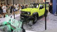 Suzuki Resmi Jual Jimny, Harga Rp 1,2 Miliaran (Arief A / Liputan6.com)
