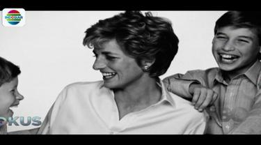 Pangeran Williams dan Harry secara terbuka bercerita kegembiraan mereka saat masih kecil.
