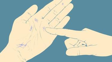 Coba Dicek, 10 Tanda di Garis Tangan Ini Ungkap Masa Depanmu