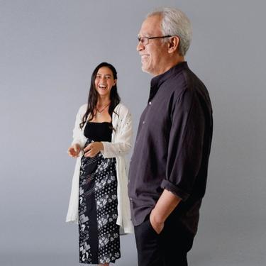 Iwan Fals dan Sandrayati Fay. (Foto: Instagram @billboard_ina)