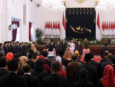6 Tokoh Dianugerahi Gelar Pahlawan Nasional dari Jokowi