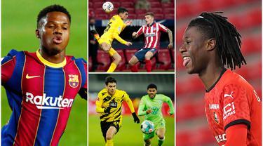 Memiliki pemain muda berbakat merupakan keuntungan bagi setiap klub. Tidak hanya mampu tampil enerjik, sang pemain juga biasanya memiliki harga yang sangat fantastis. Berikut lima pemain belia di bawah 18 tahun yang memiliki harga tertinggi.