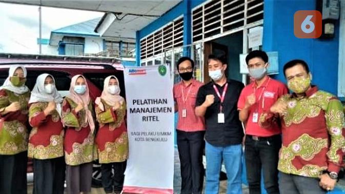 AMRT Disperindag Bengkulu Berdayakan UMKM Melalui Pelatihan Manajemen Ritel - Regional Liputan6.com