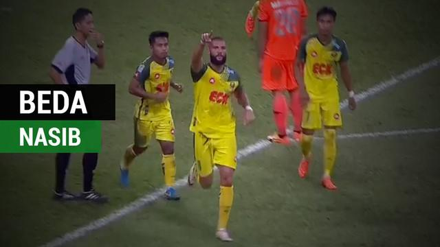 Berita video Andik Vermansah dengan Evan Dimas berbeda nasib dalam dua laga di Liga Super Malaysia 2018.