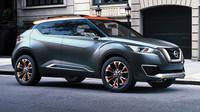 Nissan Motor mengatakan akan membangun sebuah SUV yang diberi nama Kicks tahun ini.