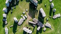 Stonehenge (Sumber: Brightside)