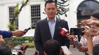 Komandan Satuan tugas Bersama (Kogasma) Partai Demokrat Agus Harimurti Yudhoyono (AHY) (Liputan6.com/Hanz)