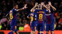 Barcelona Vs Deportivo Alaves. (AFP/Josep Lago)